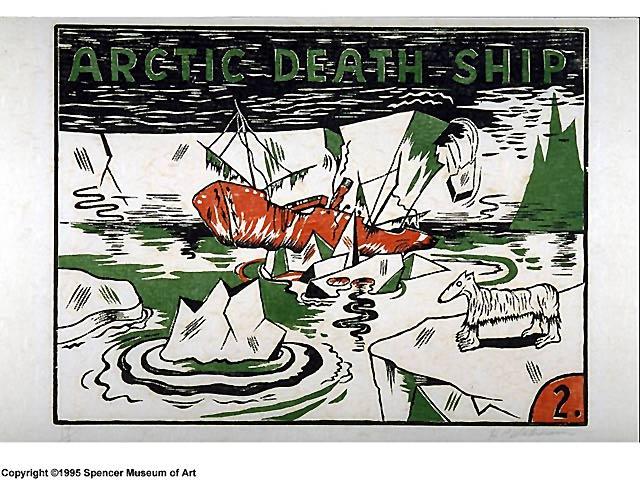 Arctic Death Ship