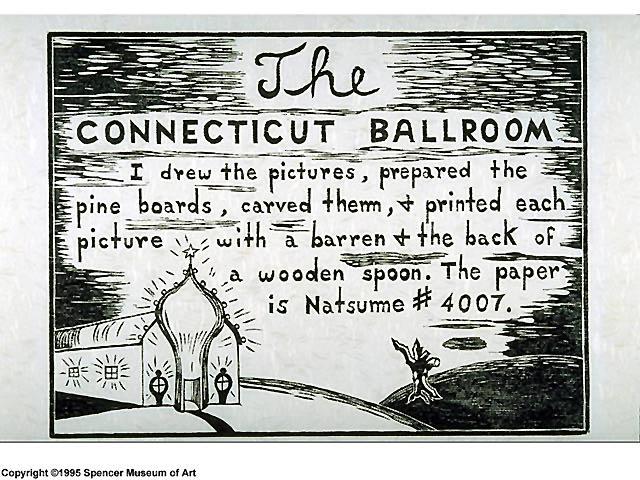 The Connecticutt Ballroom